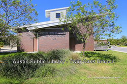 South Central Austin Twin Oaks Branch Library