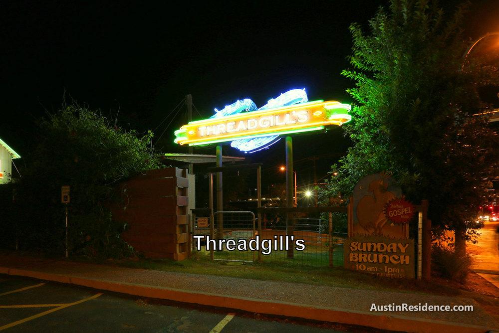 South Central Austin Threadgills