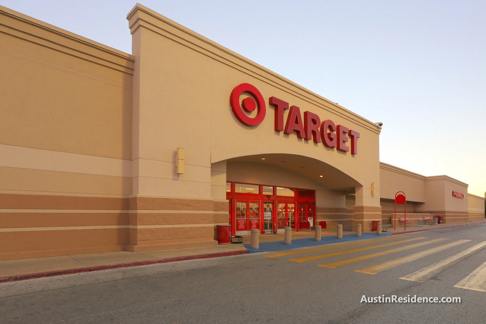 South Central Austin Target