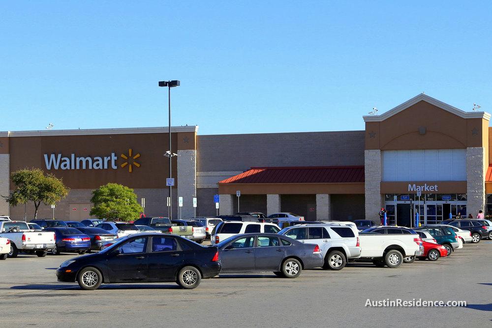 South Central Austin Walmart