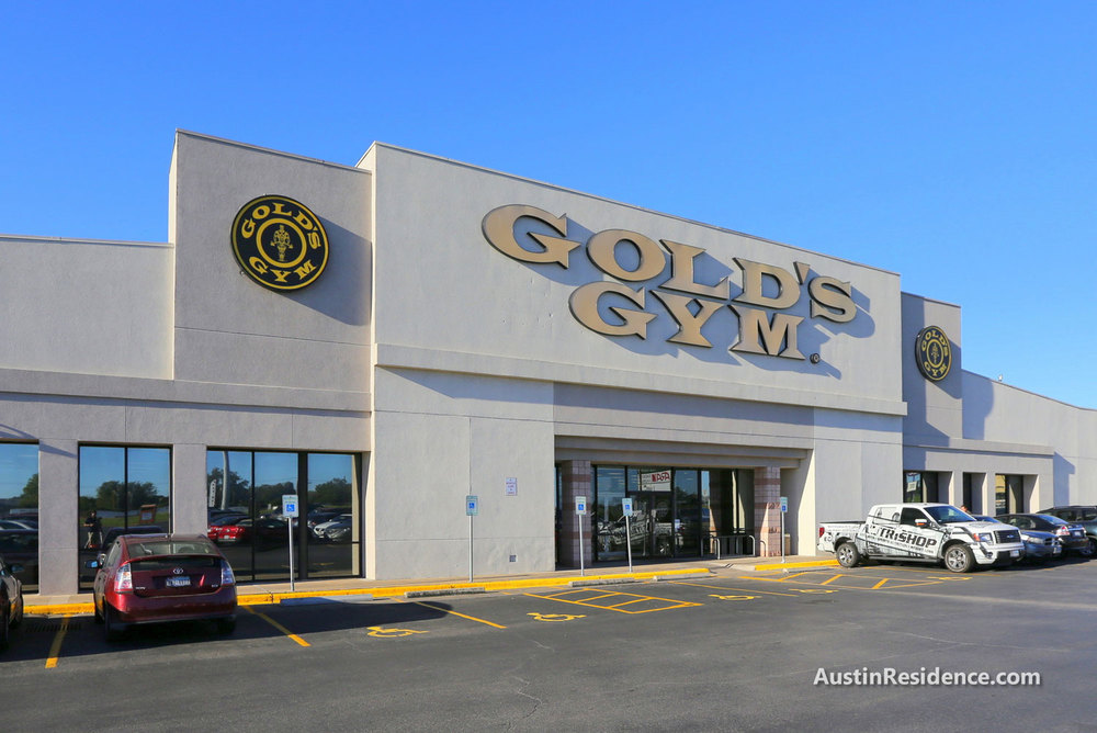 South Central Austin Gold's Gym