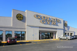 South Central Austin Gold's Gym