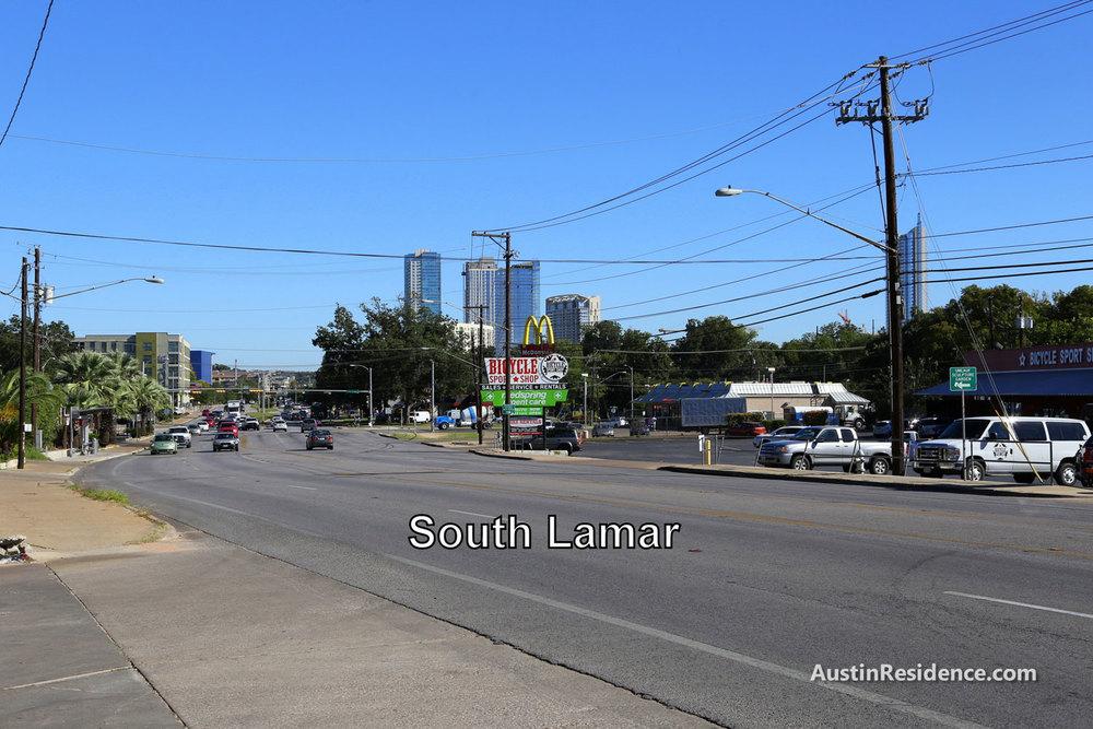 South Central Austin South Lamar