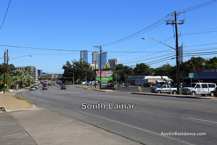 South Central Austin South Lamar