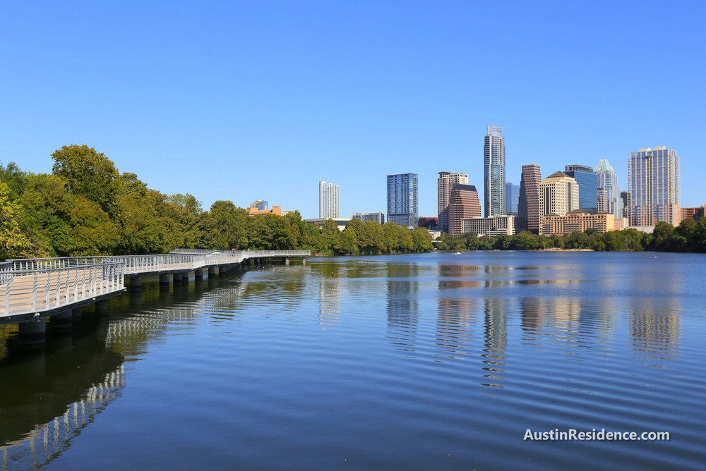 South Central Austin Boardwalk Trail and Downtown