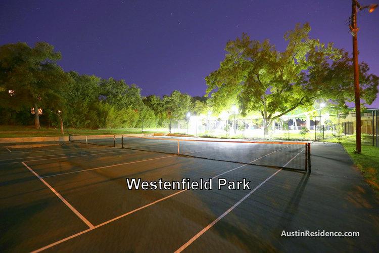 Tarrytown Westenfield Park Tennis Courts
