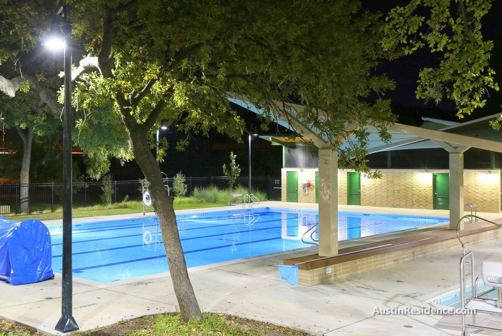 Tarrytown Westenfield Pool