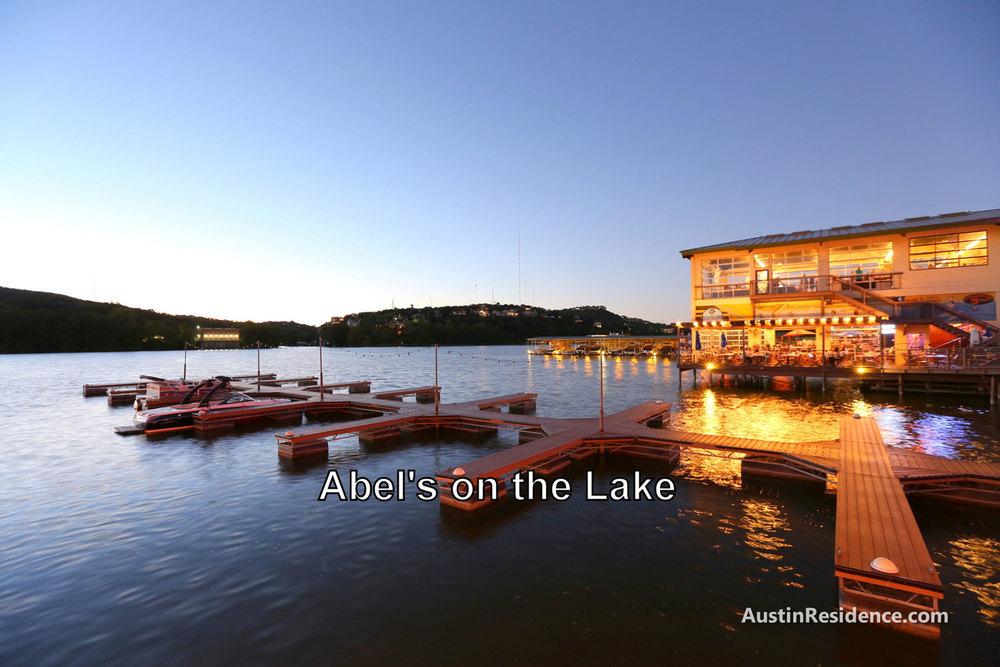 Tarrytown Abel's on the Lake