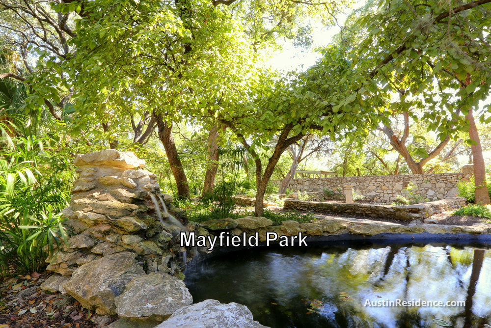 Tarrytown Mayfield Park