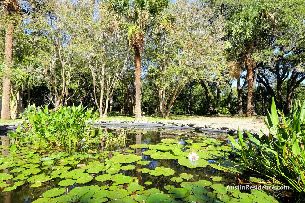 Tarrytown Mayfield Park Pond