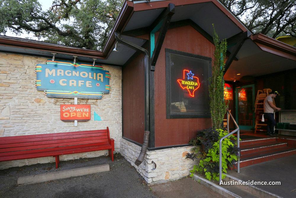 Tarrytown Magnolia Cafe