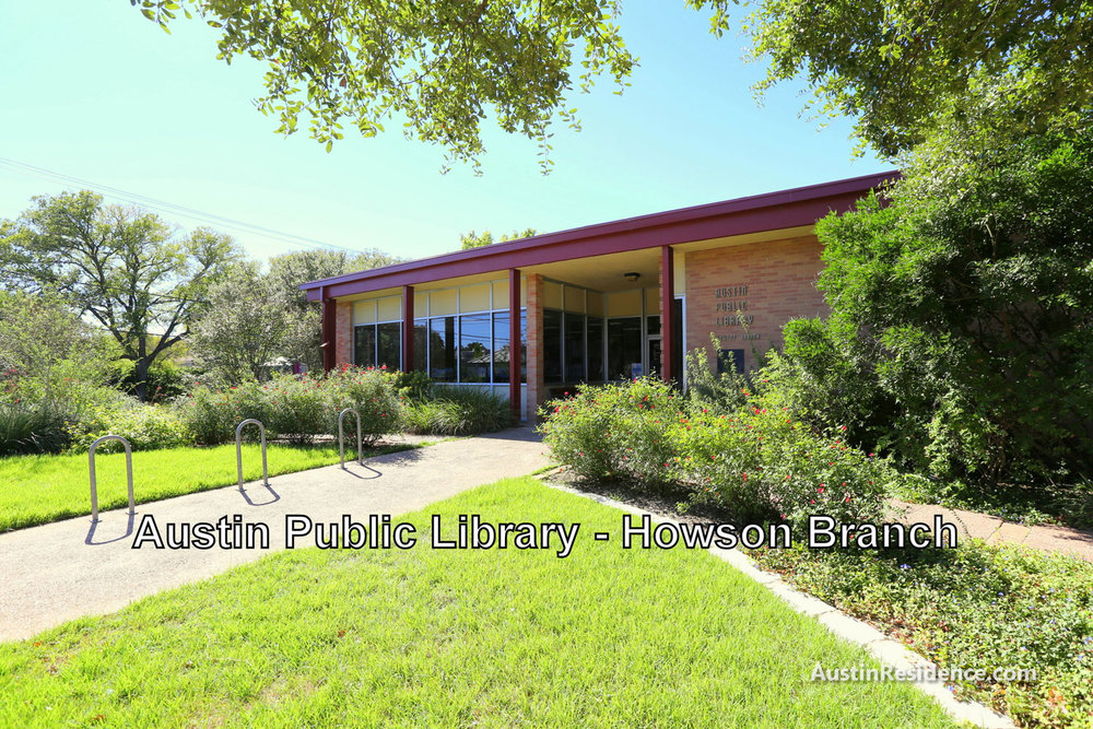 Tarrytown Howson Branch Library