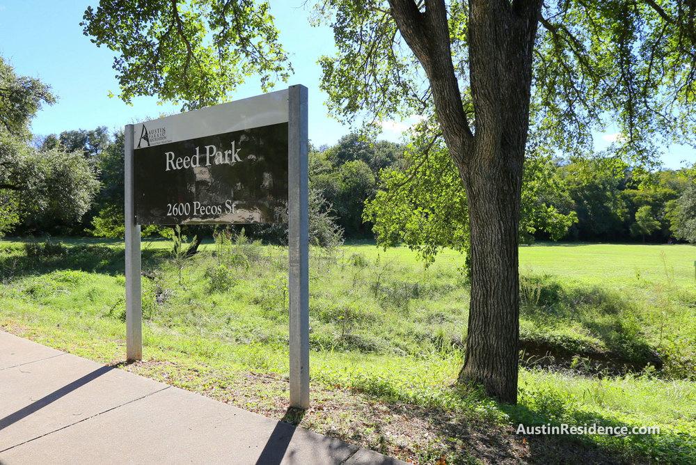 Tarrytown Reed Park