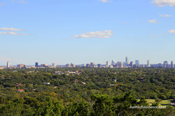 Tarrytown City View from Mount Bonnell