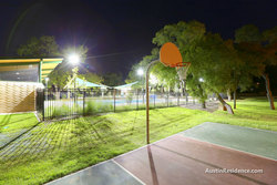 Tarrytown Westenfield Park Basketball Court