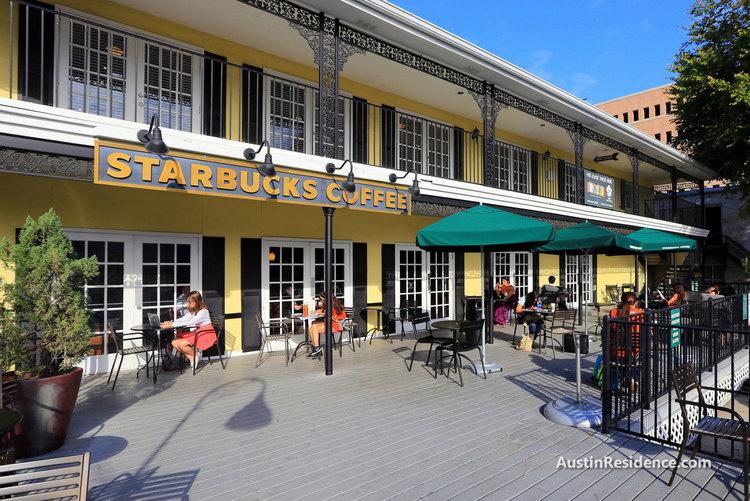 West Campus Starbucks