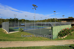 West Campus Caswell Tennis Center