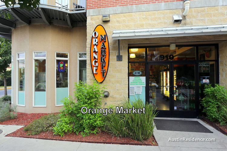 West Campus Orange Market