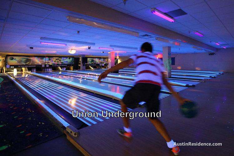 West Campus Union Underground Bowling