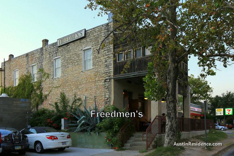 West Campus Freedmen's in Franzetti Store