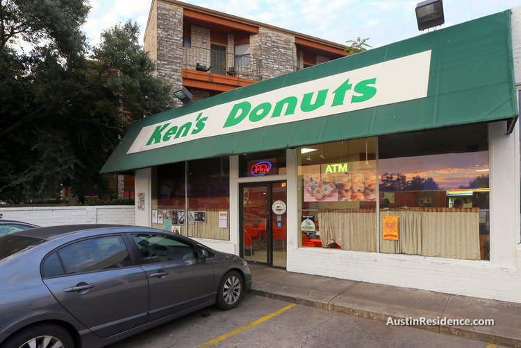 West Campus Ken's Donuts