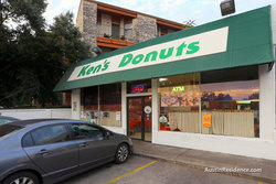 West Campus Ken's Donuts