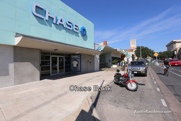 West Campus Chase Bank