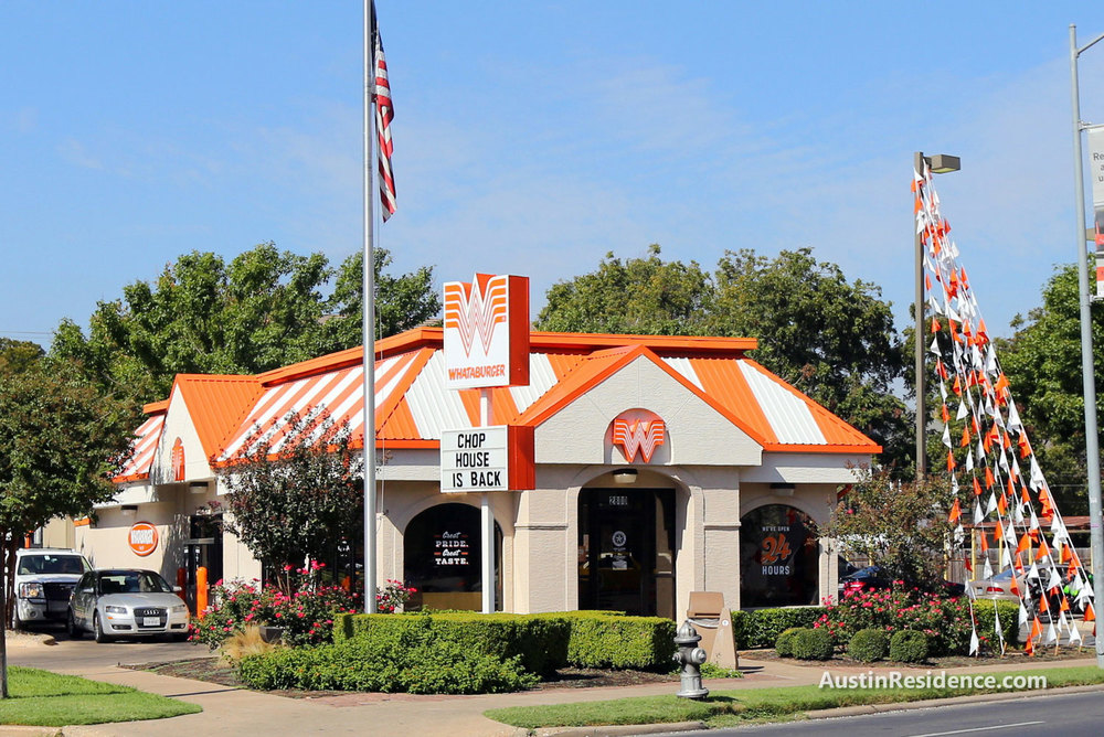 West Campus Whataburger