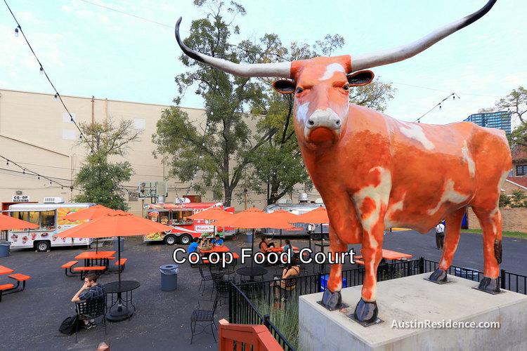 West Campus Co-op Food Court