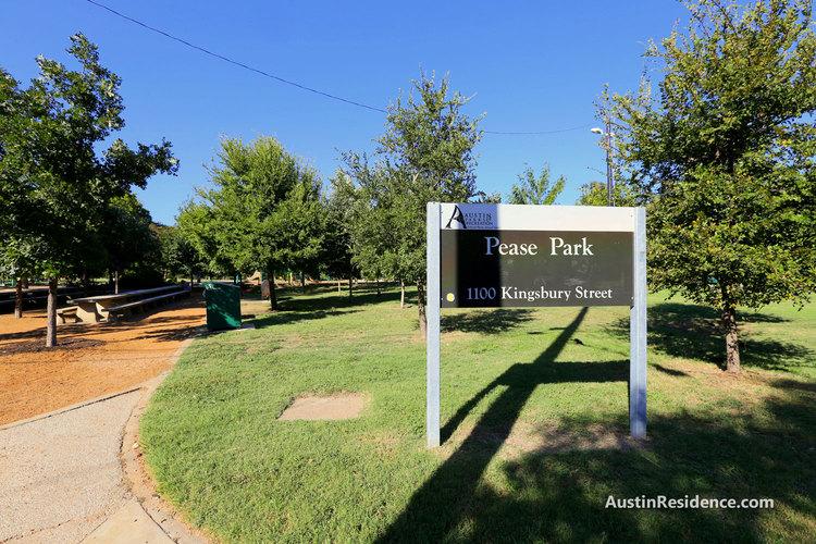 West Campus Pease Park