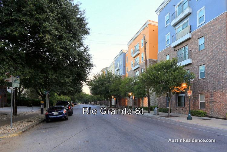 West Campus Rio Grande St Apartments