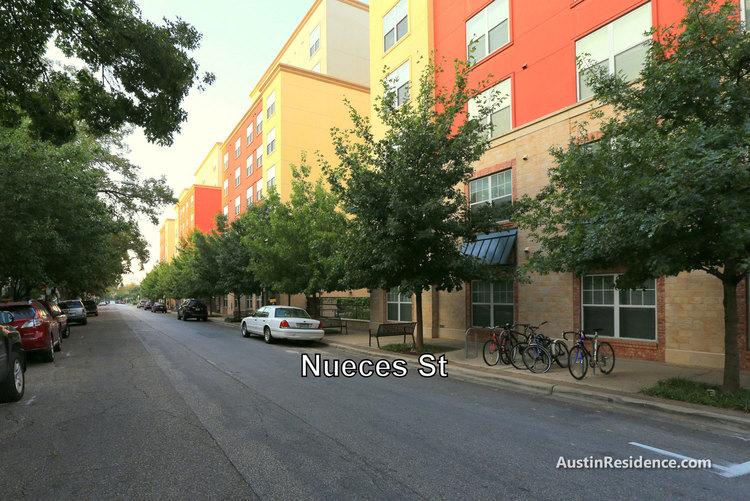 West Campus Nueces St Apartments