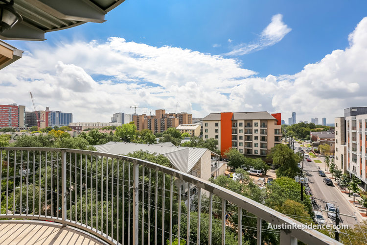 Galileo Condos #606 in West Campus, Austin, TX 78705 3