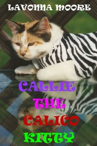CALLIE THE CALICO KITTY