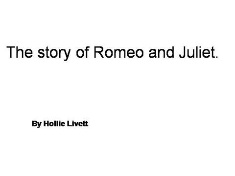 Romeo and juliet presentation authorstream for Romeo and juliet powerpoint template