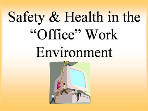 Office Safety |authorSTREAM