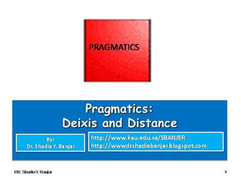 Deixis and distance pdf download