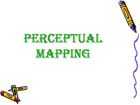 Perceptual mapping authorstream for Perceptual map template powerpoint