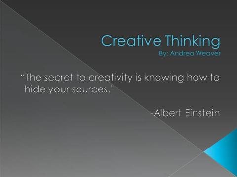critical thinking and creative thinking ppt creative critical
