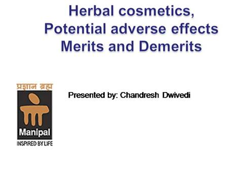 Herbal Cosmetics |authorSTREAM