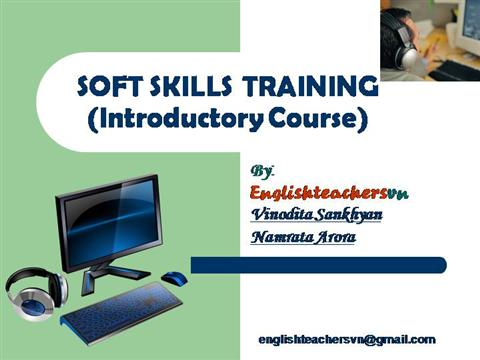 Soft Skills Training |authorSTREAM