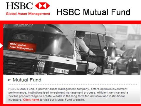 HSBC Mutual Fund-Ravindra |authorSTREAM