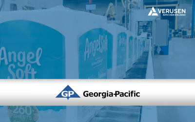 How Georgia-Pacific used Verusen AI to solve a multi-million dollar problem in less than 12 weeks