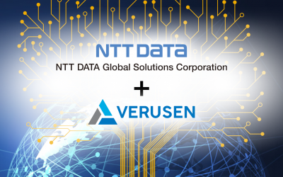 Verusen and NTT DATA GSL Form Business Alliance to Transform SAP Materials and Inventory Management Deployments Through AI