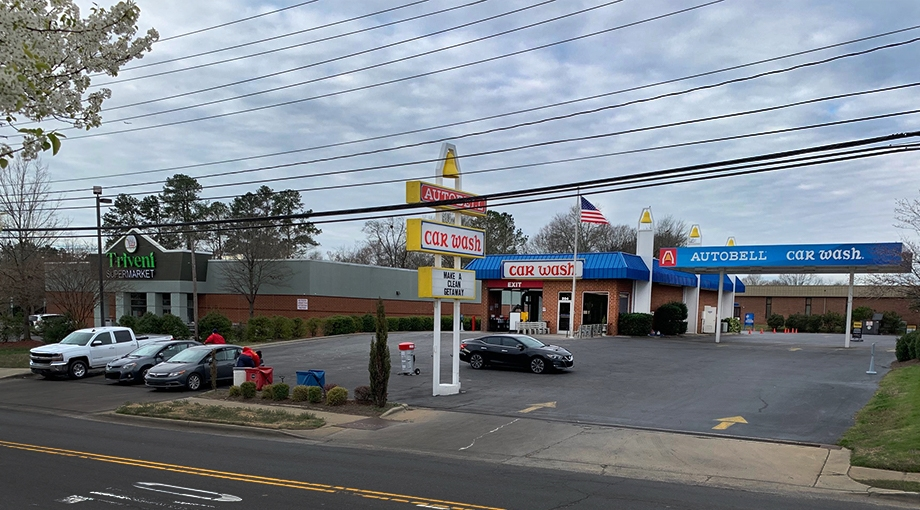 Best Car Wash In Pineville Nc 204 S Polk St Autobell