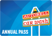 Autobell® Annual Pass