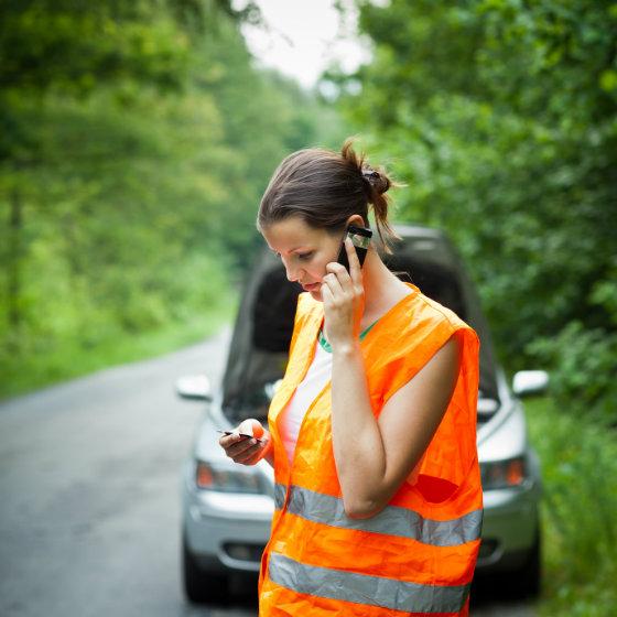 Få bilen til service, så den er tjekket, inden den lange ferietur