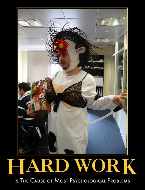 hard work entrepreneurship