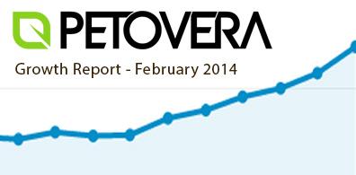growth report feb petovera