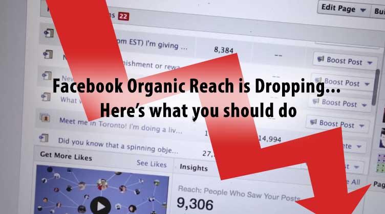 facebook-organic-reach-decreasing-example